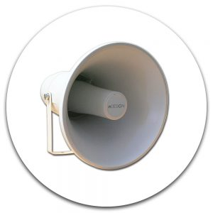 Horn & Projection