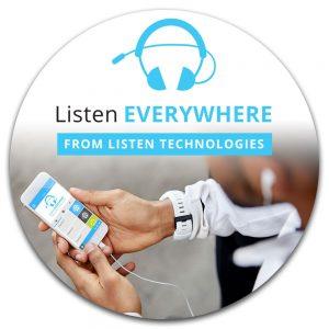 Listen EVERYWHERE