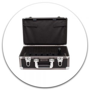 IR Charging Cases & Trays