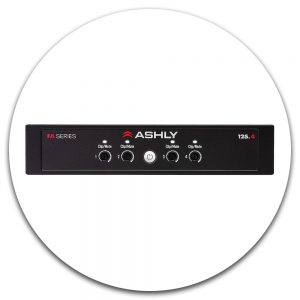 FA Series Power Amplifiers