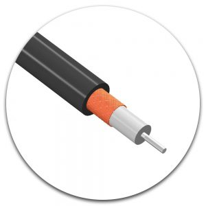 Coax Cable Bulk Reels