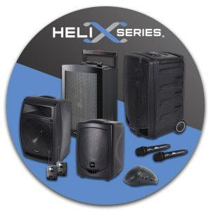 HELIX Series Portable PA's