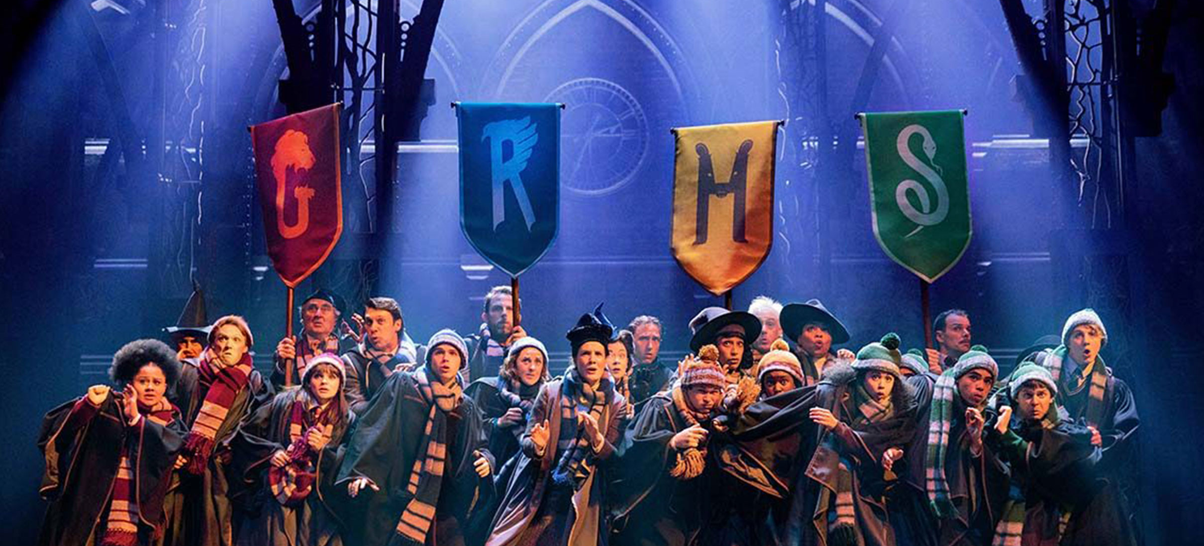 Harry Potter and the Cursed Child: Casting Audio Magic to Every Seat in the House