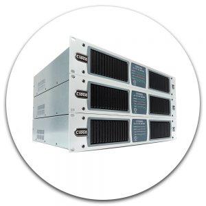 CXV & CV Multi Channel 100V Line Amps