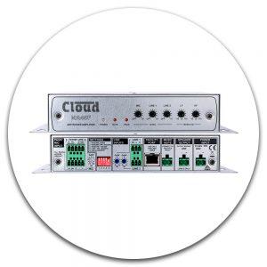 MINI Mixer Amplifiers