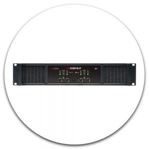 CA Series Power Amplifiers