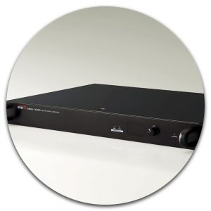 Audio Over IP – Network Converter Server