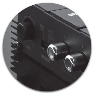 SA Series Amplifiers