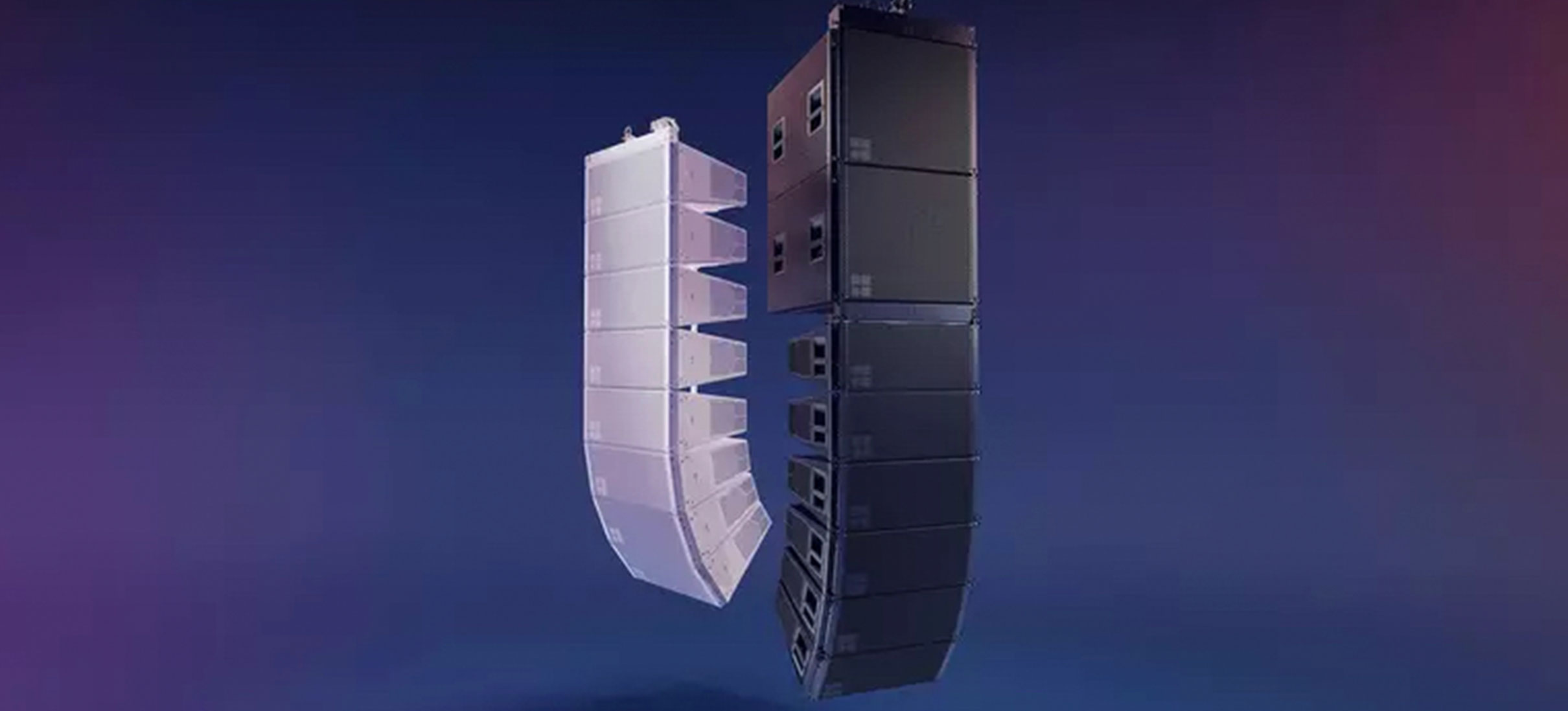 d&b introduces the XSL System compact line array, full system solution, to complete the SL-Series family.