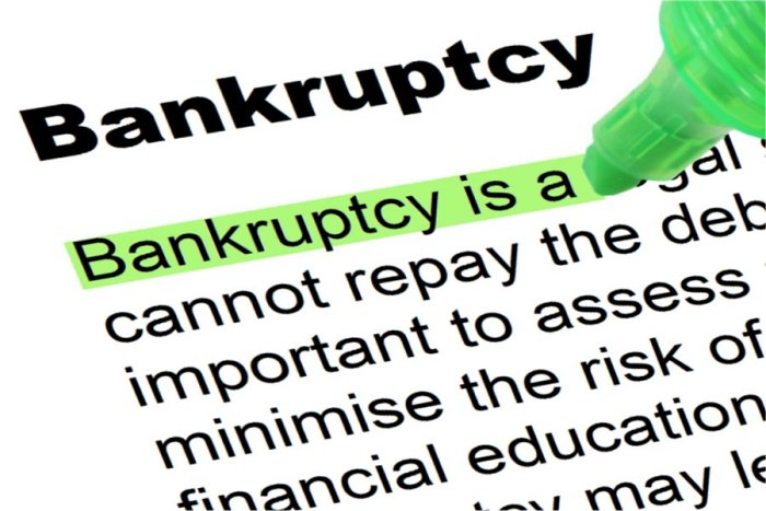 bankruptcy legal tips