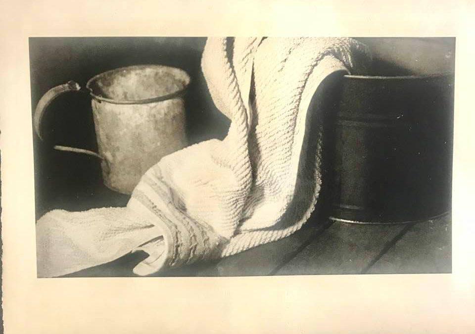 Station 1b – Washing disciple's feet