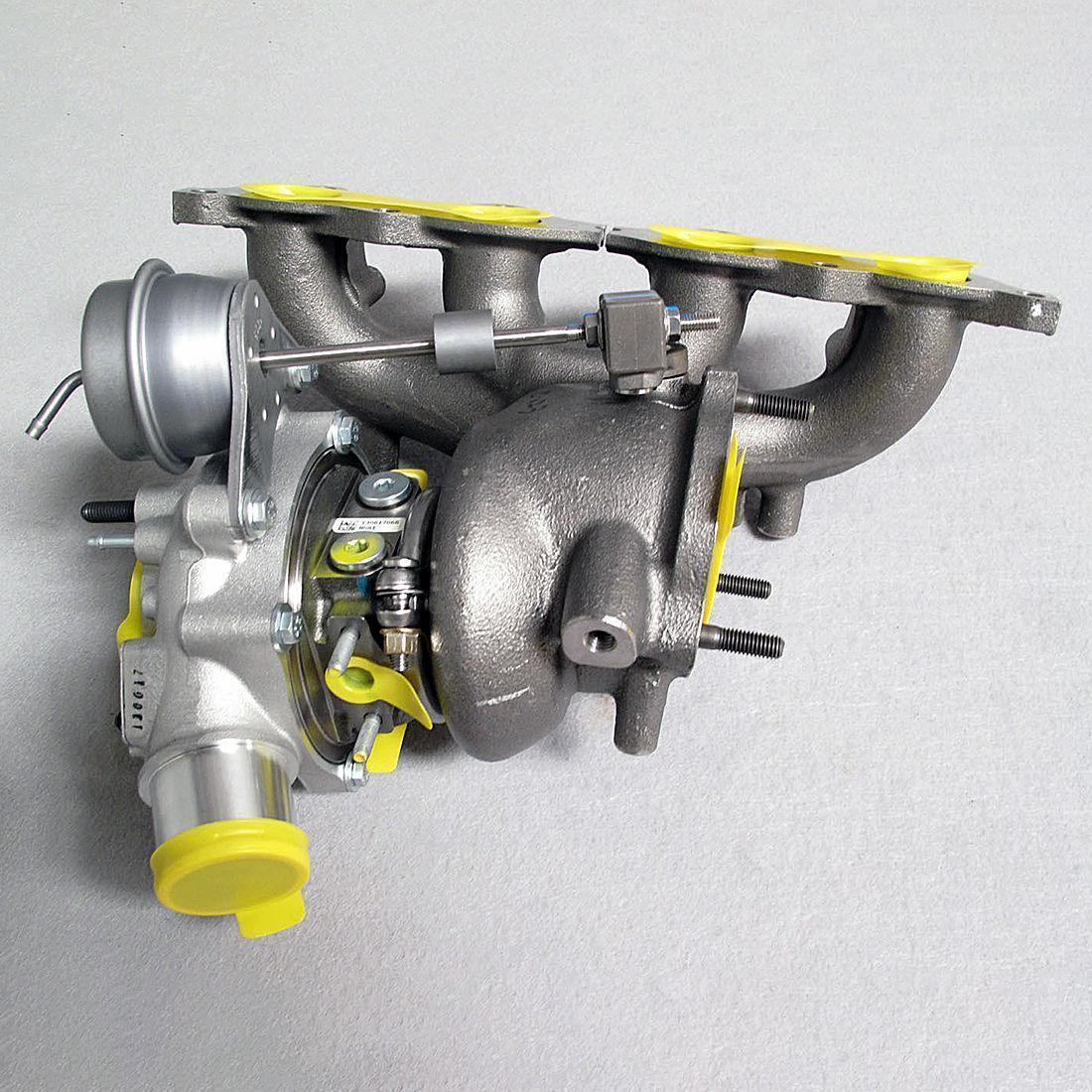 View Auto part Turbo Supercharger Hyundai Veloster 2015