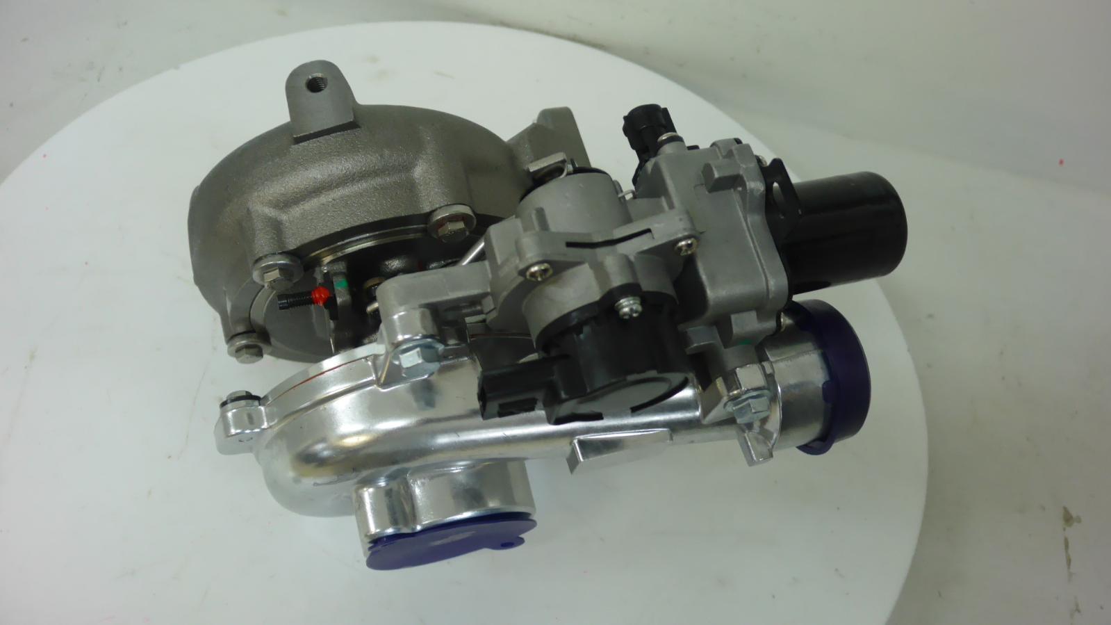 View Auto part Turbo Supercharger Toyota Prado 2010