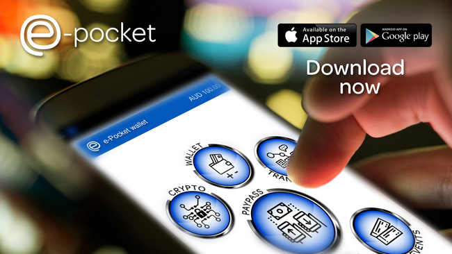 e-pocket download now