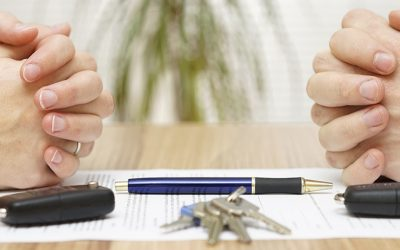 How to Deal with Existing Debts and Divorce