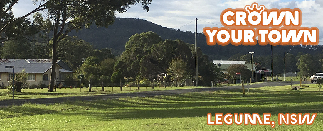 Crown Your Town: Legume, NSW | Company Announcements | NOW ...