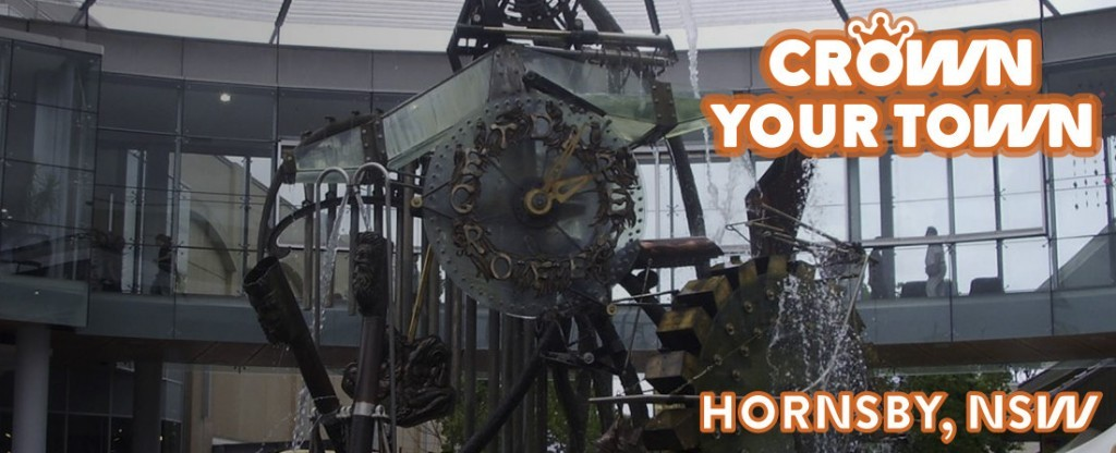 Crown Your Town: Hornsby, NSW