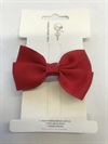 SHOP BOW  BOW HAIR TIE
