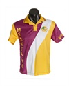 08210C  SUBLIMATED POLO WITH K