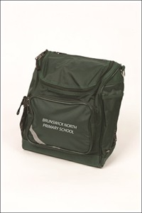 BRUN 001-M  SCHOOL BAG PRIMARY