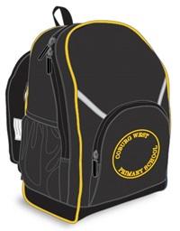 CWST 002 UNOPAK  SCHOOL BAG UN