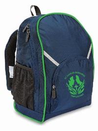 STCB 002 UNOPAK  SCHOOL BAG UN