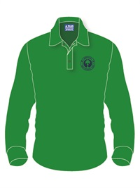 MSDS 1100C  LONG SLEEVE POLO