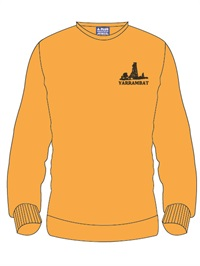 YARM 01373C  CREW NECK WINDCHE
