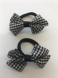 SHOP BOW 2PACK  BOW HAIRTIE 2