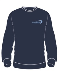 WALR 0100C  CREW NECK WINDCHEA