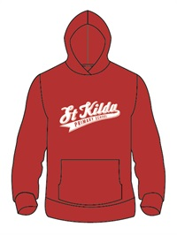 STKD 0303C  HOODIE WITH POUCH