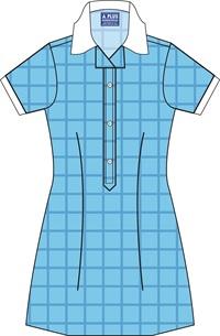 JKSN 20901C  SUMMER DRESS