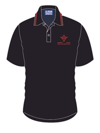 DVWC 0842A  SHORT SLEEVE POLO