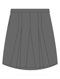 STJM 20122C  WINTER SKIRT