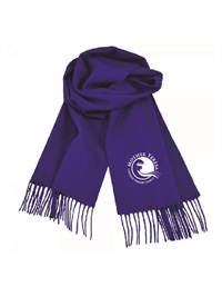 MOTE 15270  POLAR FLEECE SCARF