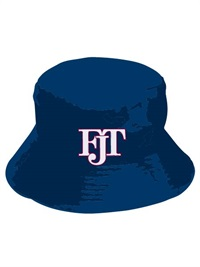 FAJT 008  NAVY BUCKET HAT