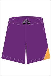 CWST 1702S  RUGBY SHORTS.GLD I