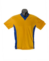 1620A  COOLMESH V-NECK T-SHIRT