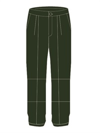 OLMC BP119  GIRLS TROUSERS