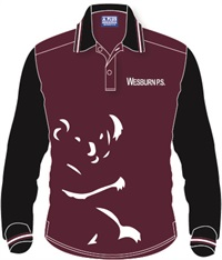WESB 07088C  RUGBY TOP
