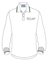 OLCB 11049C  LONG SLEEVE POLO