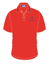 DVGC 0835C  SHORT SLEEVE POLO