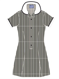 STCB 21161C  SUMMER CHECK DRES