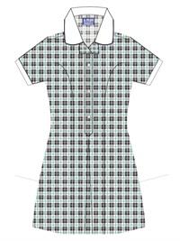 TLAK 20904C  SMR DRESS.WHITE C