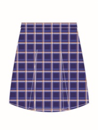WHIT 20122C  WINTER SKIRT