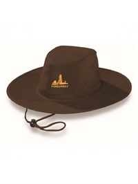 YARM 3800A  WIDE BRIM HAT