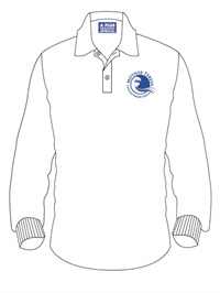 MOTE 1100C  LONG SLEEVE POLO