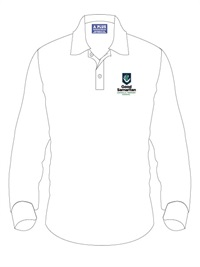 GOSA 1100C  LONG SLEEVE POLO