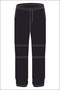 SHOL 02670C  PANT STRAIGHT LEG