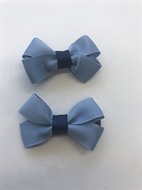 BAYL BOW CLIPS  MINI BOW CLIPS